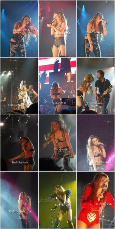 "- 21.06.11-Gypsy Heart Tour à Brisbane, Australie.  - + son interview pour le site web ""The Dirt"". -"