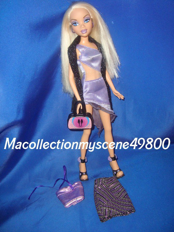 Collection Club Birthday de 2004 (pour l'anniversaire de Nolee)