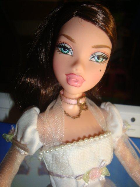 Delancey a choisi ça robe de mariage elle a hate de passé un bon moment avec l'homme de c'est rêve