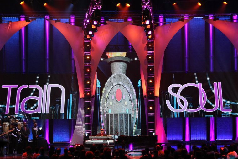 Nominations pour Chris Brown aux Soul Train Awards 2013