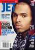 Chris en couverture JET Magazine