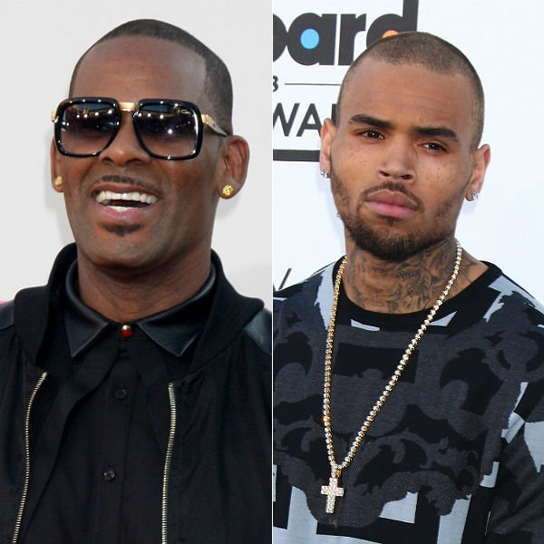 R Kelly soutient Chris Brown