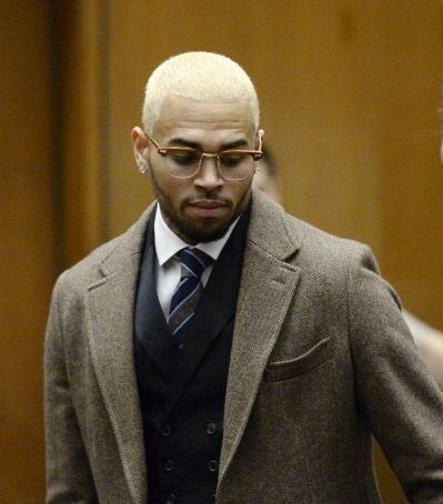 Chris de passage au tribunal ce Lundi + verdict