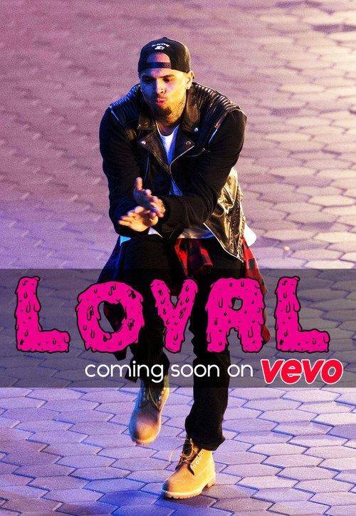 """Tournage du clip de """"Loyal"""""""