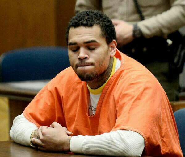 131 jours de prison pour Chris Brown