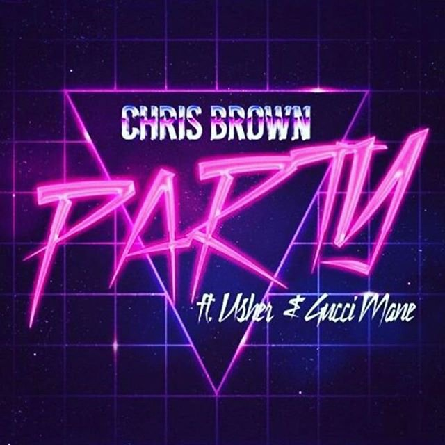 """Party"" : nouveau single de Chris Brown ce vendredi !"