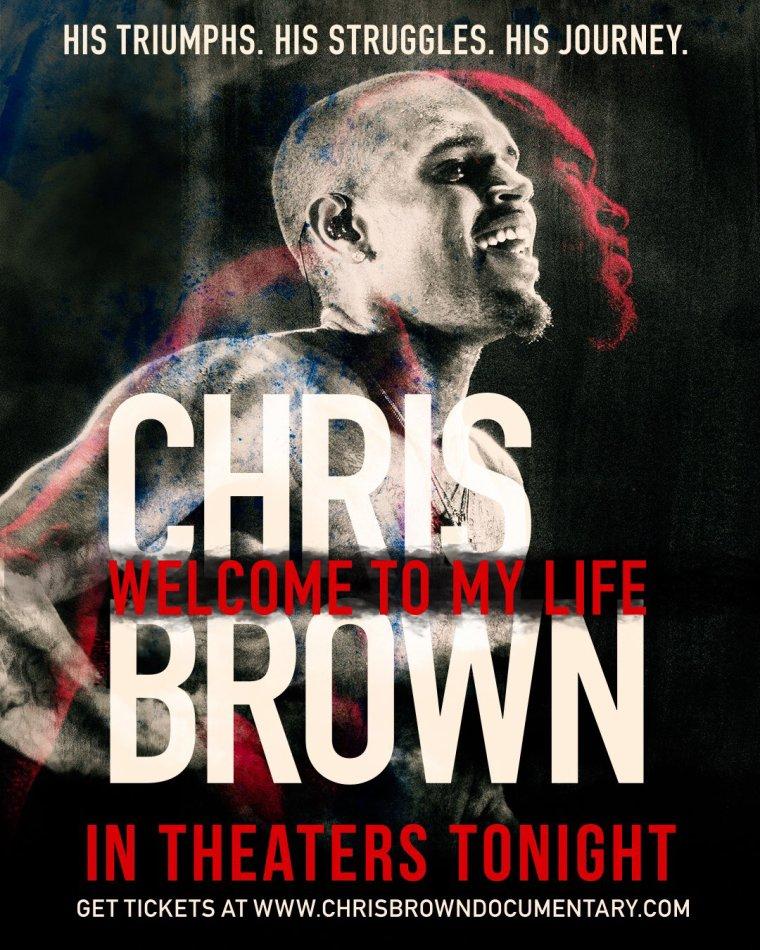 """""""Welcome to my life"""" dans les salles américaines le 8 Juin et nouvel album cet été"""