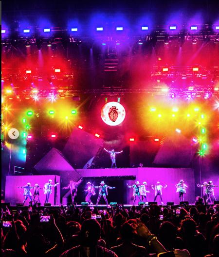 Chris Brown en tournée : HeartBreak On A Full Moon Tour
