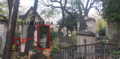 paranormal cimetiere