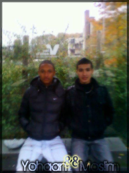 Yohan & Moi