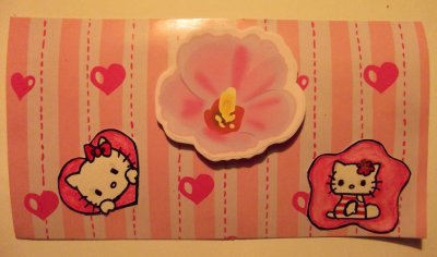 Post-it hibiscus kawai 1.50¤