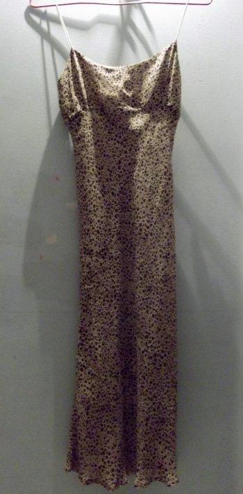 Robe longue léopard Pimkie