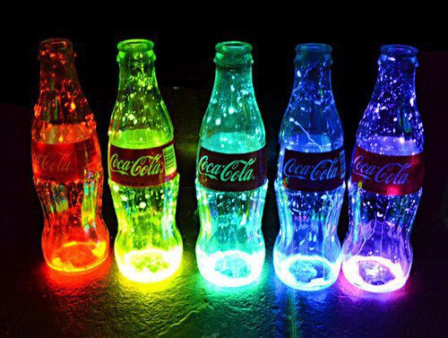 even coca cola is gay