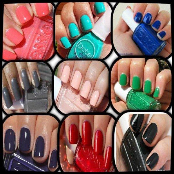 Nails Essie !!