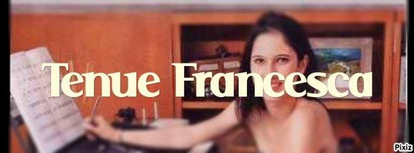 Tenue Francesca