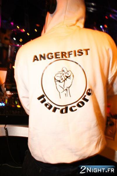 ANGERFIST au ComiX ( soirée accélérator ) !!!!!