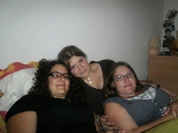 Ma maman et ma jumelle
