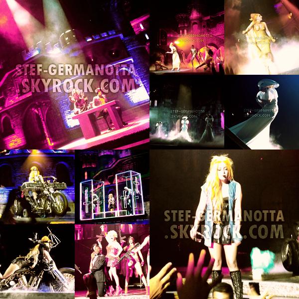 www.stef-germanotta.skyrock.com _• Article 4 : Voici quelques photos et vidéos du Born This Way Ball à Vienne en Autriche.