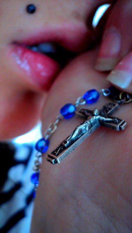 La croix de Jésus, La croix de mes origines, La Croix des Portugais, Ce collier qui a tant de valeur ♥ ✞