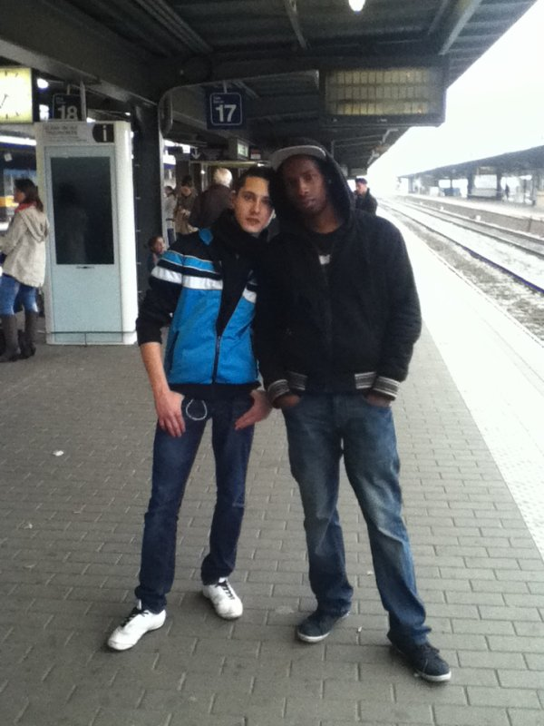 Stony & Moi