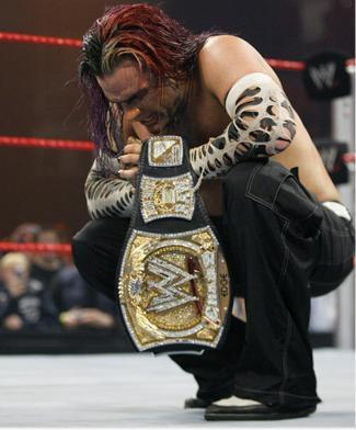 Jeff Hardy champion de la WWE en 2009