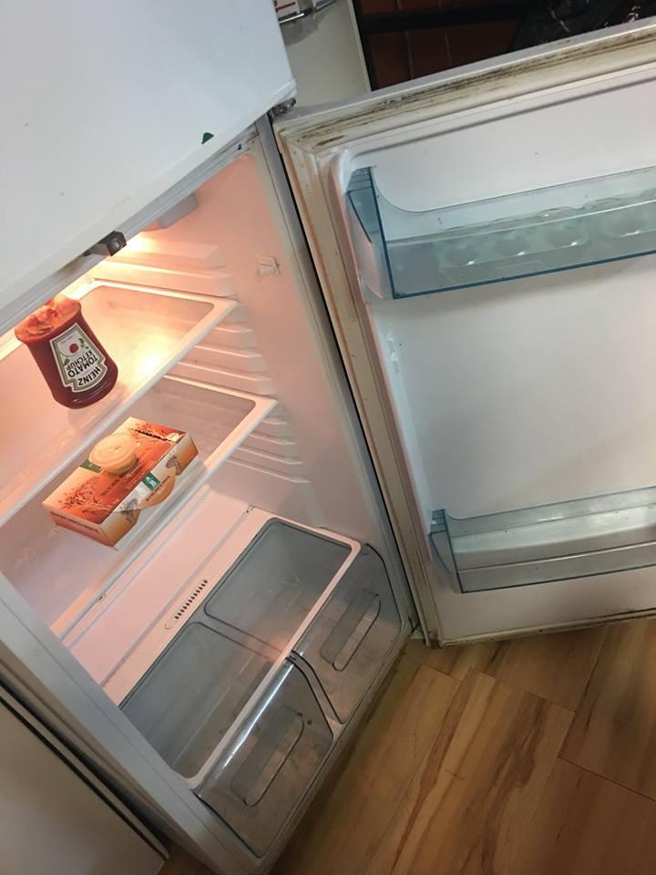 mon frigo fait régime pefffffff:
