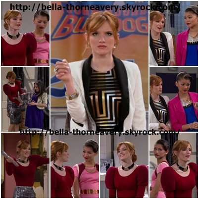 Shake It Up épisode : Future It Up + Instagram .