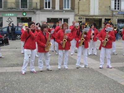 Carnaval lalinde 12.03.2011
