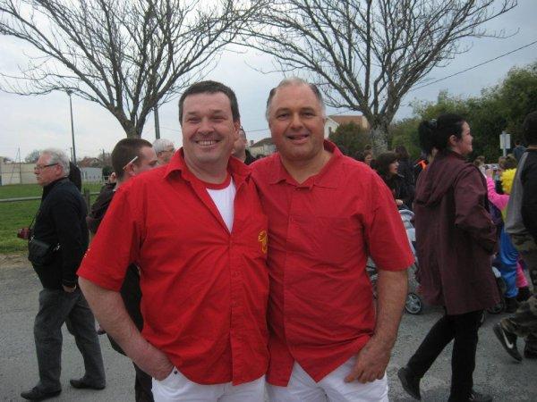 Carnaval montpon 17.03.2012