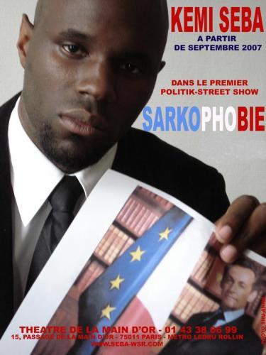 Skyblog officiel du Politik Street Show de Kémi Séba