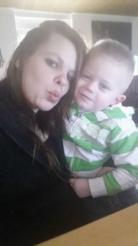 mon fils bryan mon bonheur tu et nee le 20.01.2014