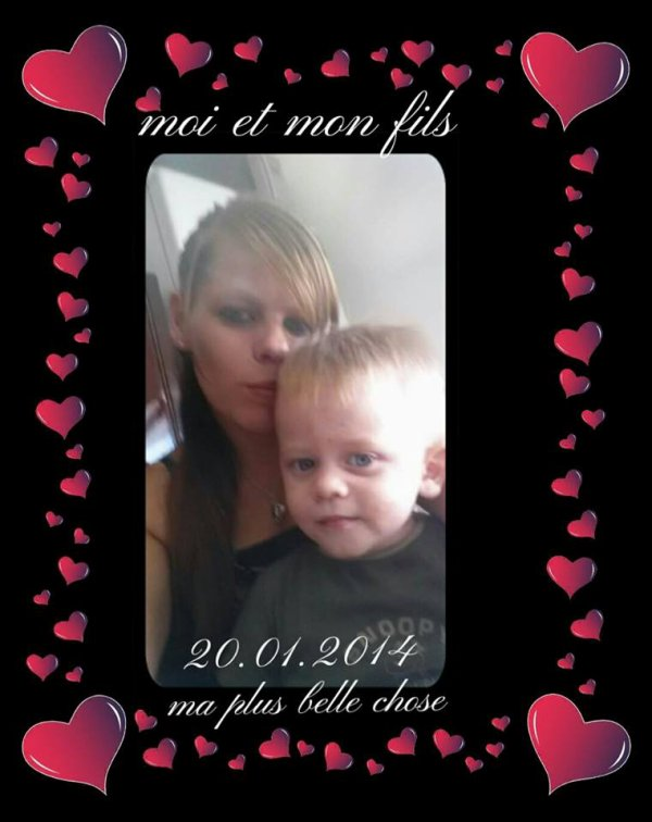 moi et mon fils