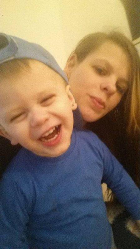 mon fils et son bonheur