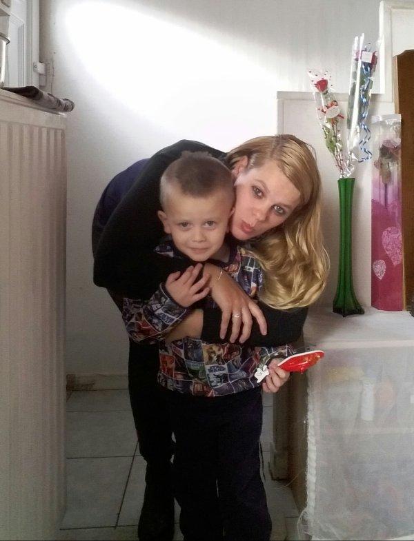 Mon petit homme a maman