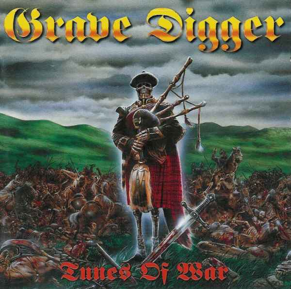 Metal & History *Chapter I: Grave Digger-William Wallace*