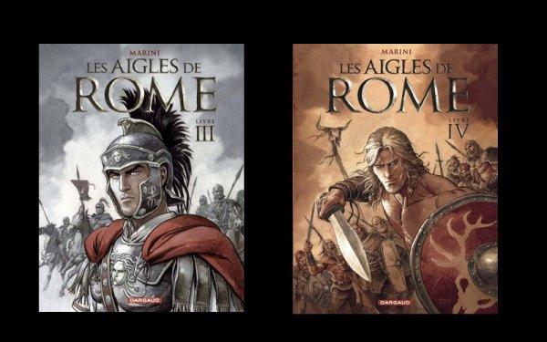 BD Les Aigles de Rome