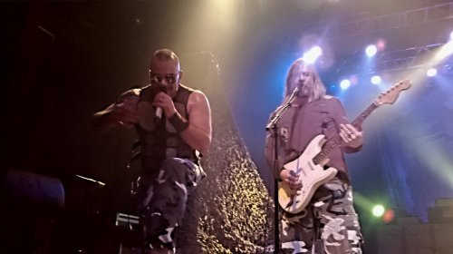 Live Report *SABATON + KORPIKLAANI + TÝR* (18/12/14) Le Transbordeur, Lyon