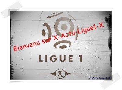 Bienvenu sur X-Actu-Ligue1-X