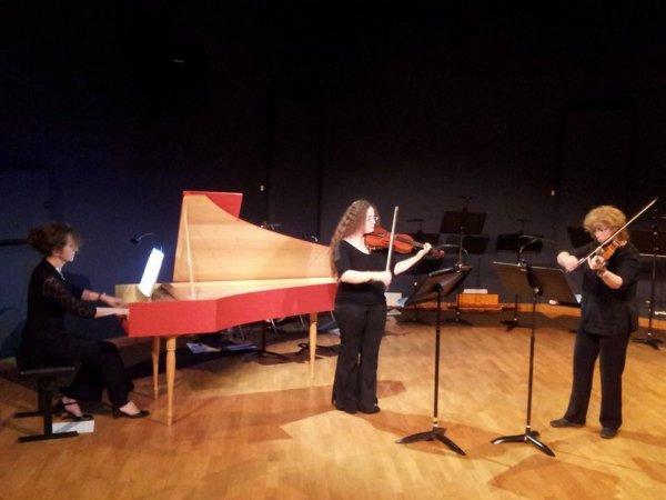 Concert de musique ancienne.