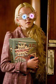 Luna Lovegood : Poudlard, l'Ecole des Sorciers