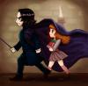 Hermione Granger et le nécromancien