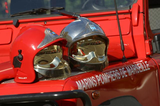 Les Land Rover et les Pompiers par le PM yannick ROUX du BMPM
