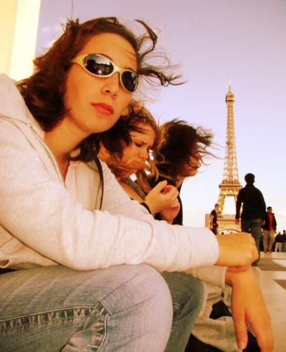 Mes TMPP, Paris, Eux...