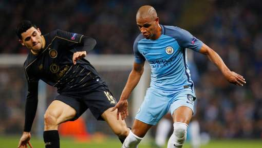 Fernando quitte Manchester City pour Galatasaray