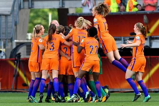 Les Pays-Bas remportent l'Euro de football féminin