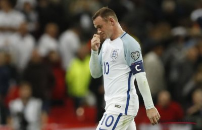 Officiel : Rooney met un terme à sa carrière internationale
