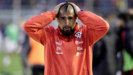Vidal annonce la fin de sa carrière internationale