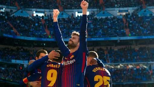 Piqué prolonge au Barça jusqu'en 2022