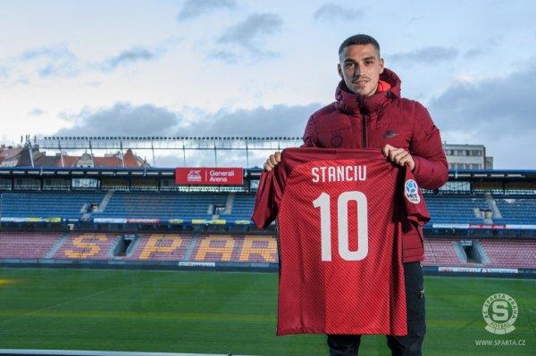 Stanciu quitte Anderlecht pour le Sparta Prague