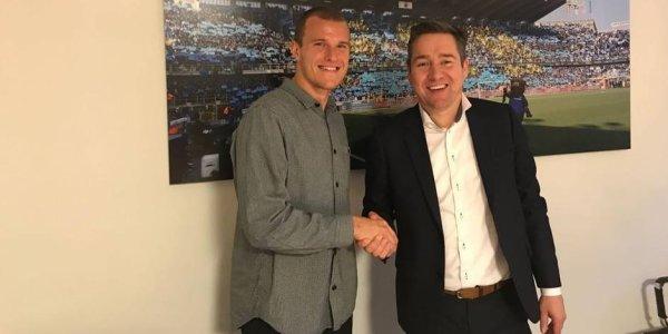 Scholz quitte le Standard pour Bruges